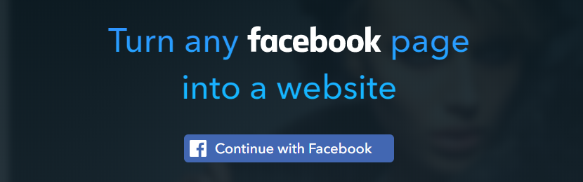 Turning Your Facebook Page into a Website - uKit Knowledge Base